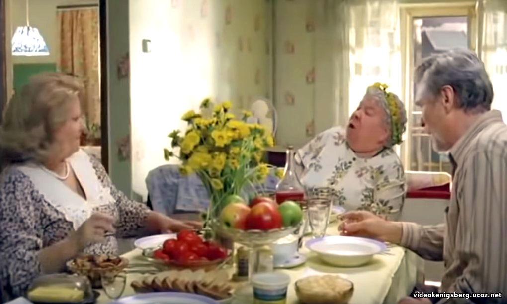 "Кадр из фильма ""Китайская бабушка"""