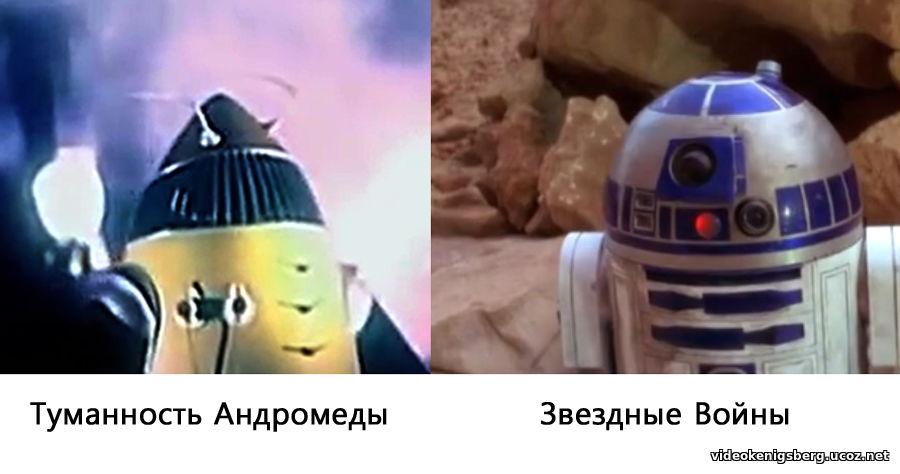 Роботы из фильмов